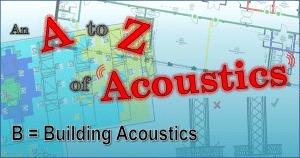 Building Acoustics / Architectural Acoustics