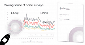 Making sense of Noise Surveys