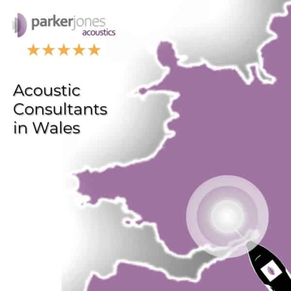 Acoustics Consultants in Wales - servicing your acoustic design needs in Cardiff, Barry, Bangor, Swansea, Bridgend, Newport, Pembrokeshire, and beyond.