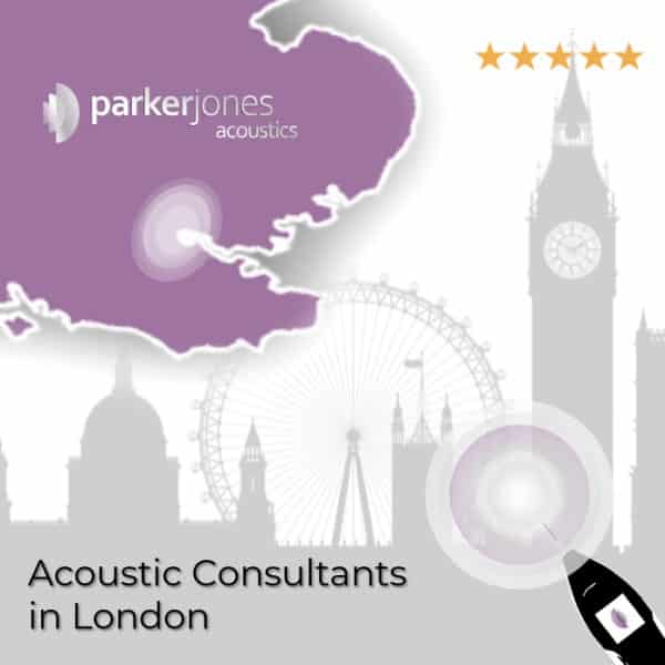 Acoustics consultants in London and the South East. Contact a London consultant about your noise survey and acoustic design requirements