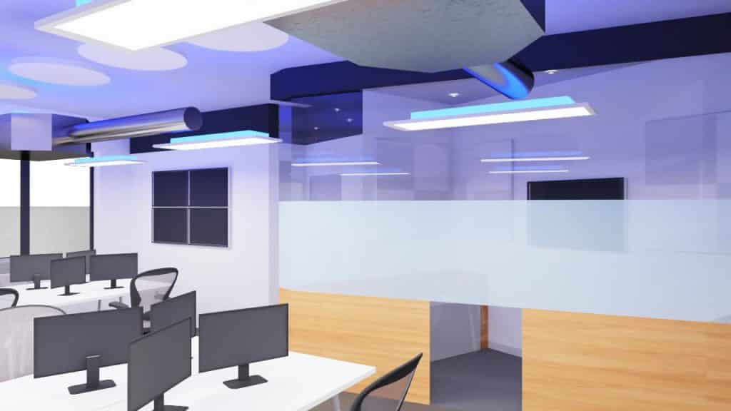 Acoustic treatment solutions offices 2