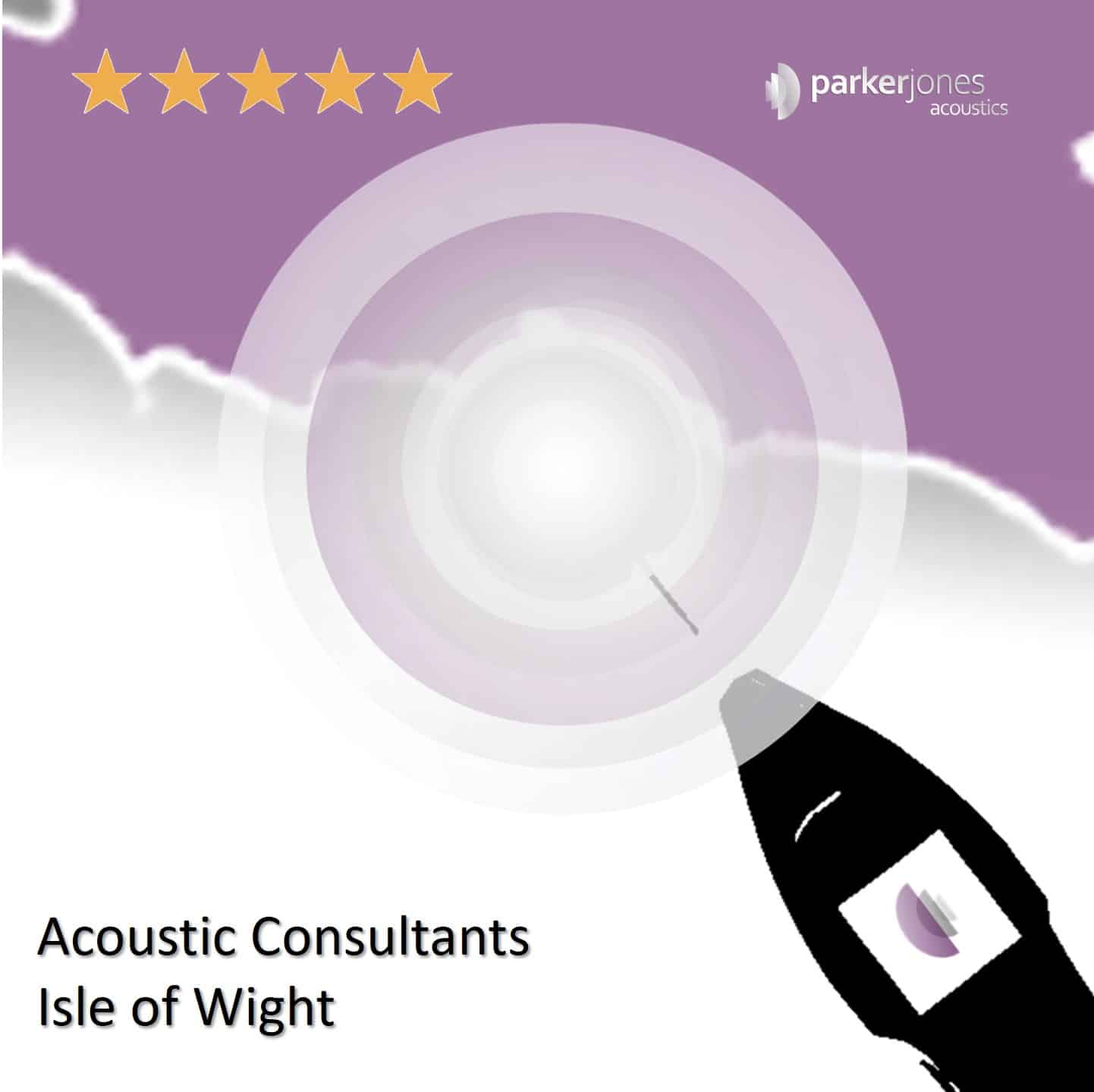 Acoustic consultants and noise surveys on the Isle of Wight.