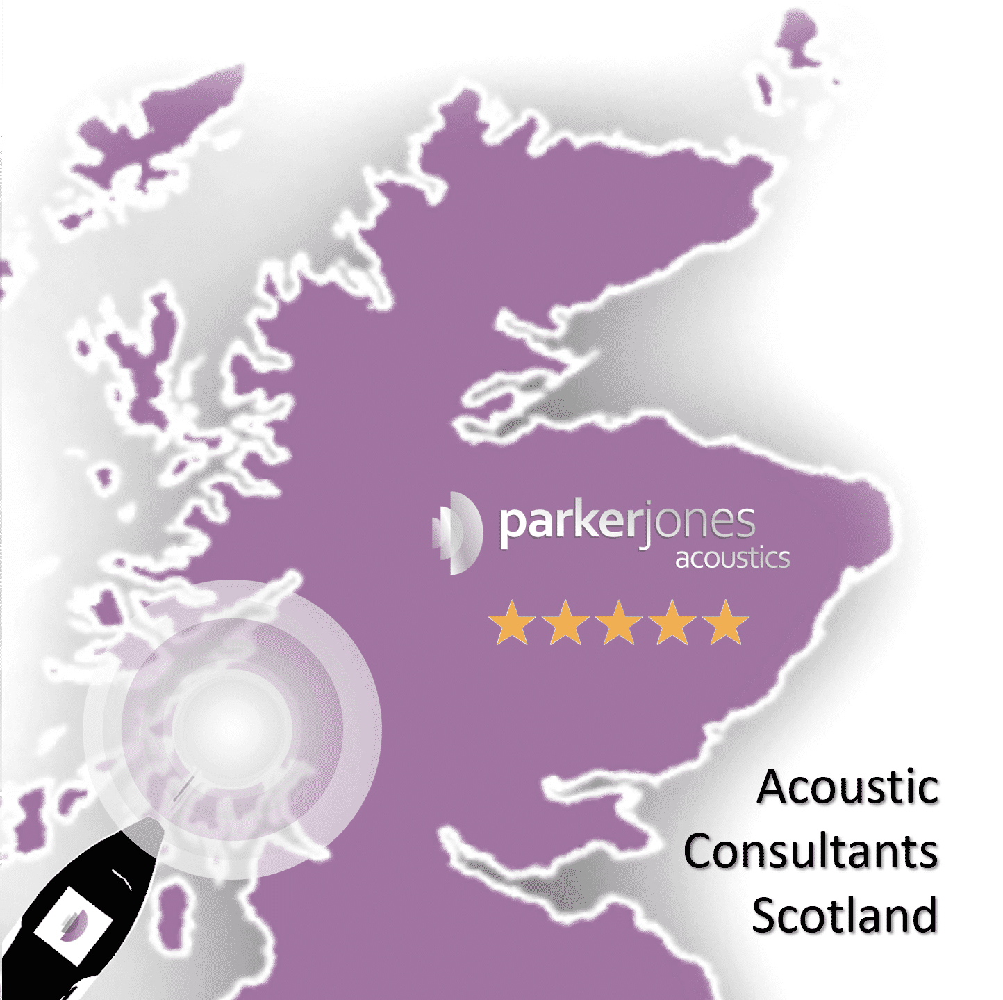 Acoustic Consultants in Scotland Glasgow Edinburgh Aberdeen Dundee Inverness