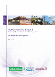 ProPG Residential Noise Assessment Guidelines