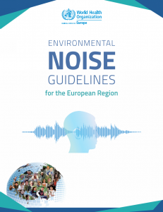 WHO Residential Noise Assessment Guidelines