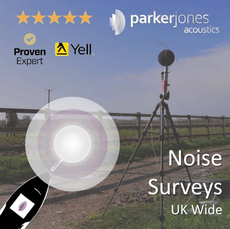 Noise Survey Report - Acoustic Surveys - Noise Assessments - UK wide