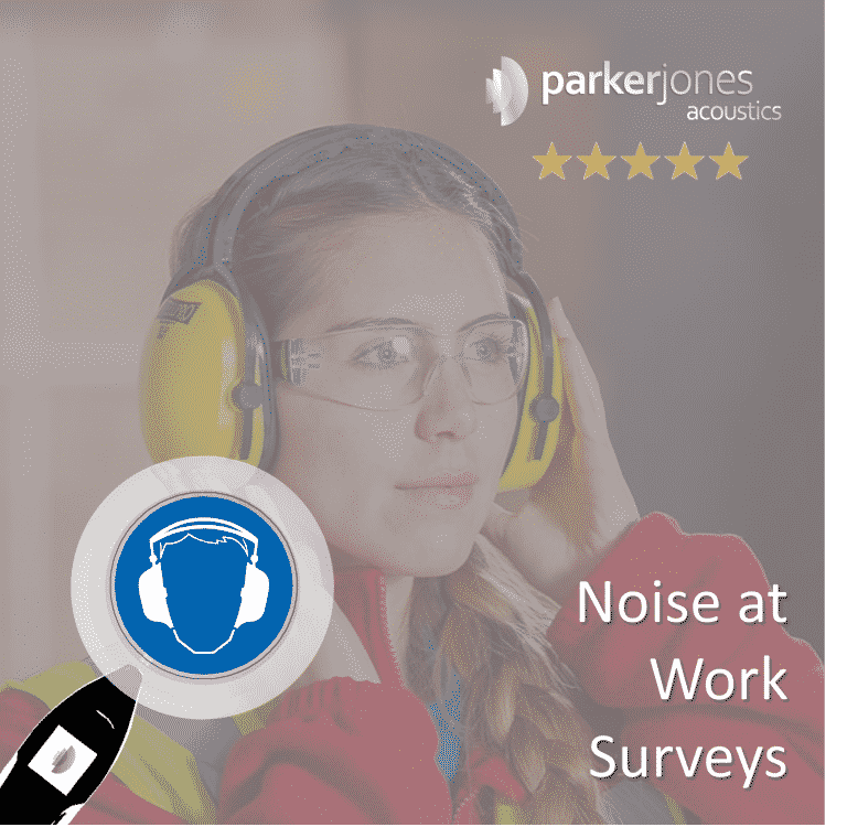 Occupational noise survey